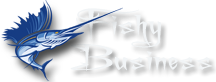 Key West Offshore Fishing Charters | Fishy Business Sticky Logo Retina